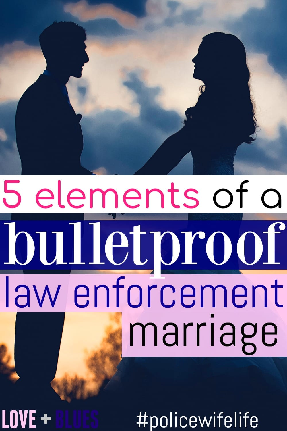 This is spot on... I agree with every single point! THIS is what it takes to make a police marriage work. #policewife #lawenforcement