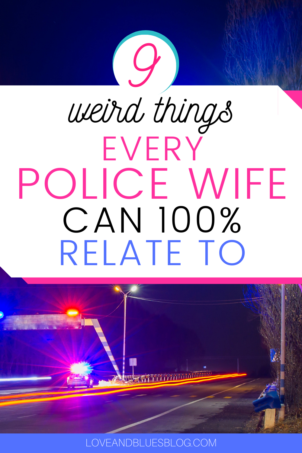 I'm dying. This is so spot-on. Police wife life is weird. #policewife #lawenforcement