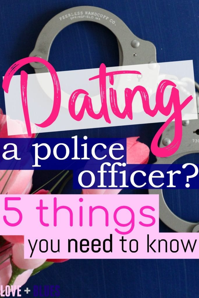 I started dating a police officer, aka... my best friend!! last week. It's so scary but exciting, and this post gives me a lot of insight. So happy I found this blog!!