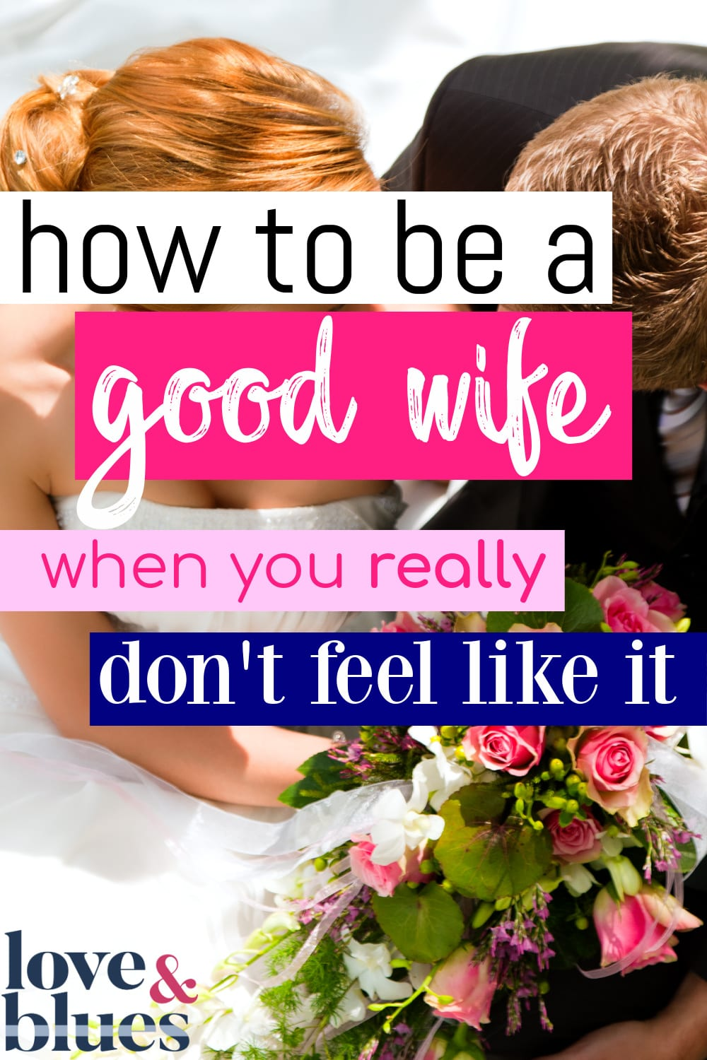 Great tips on how to be a good wife - with tons of encouragement we've come to expect from Leah Everly ;) Fantastic Christian marriage advice for the discouraged wife.